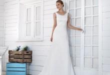 10  robes de mariée où le satin est roi