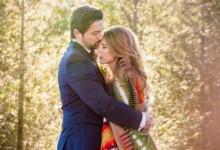 Comment décorer un mariage avec les couleurs chatoyantes de l'automne ?
