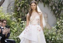 Les 10 plus belles robes de mariée de la Bridal Fashion Week printemps 2017 de New York