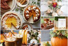 Direction l'Amérique pour un mariage aux couleurs de Thanksgiving !