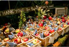 12 idées de cadeaux piochées dans la nature pour vos invités