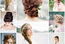 8 tresses qui vont charmer les mariées bohèmes