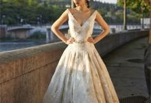 10 merveilleuses idées pour glisser une touche d'or dans votre look de mariée
