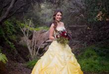 10 robes de mariée pour les fans de La Belle et la Bête !