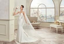 10 robes de mariée fleuries tendance 2017