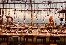 10 manières de glisser des ampoules dans votre décoration de mariage