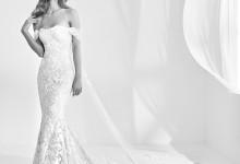 Tendance 2018 : la vedette c'est la robe de mariée sirène, mais est-elle faite pour moi ?