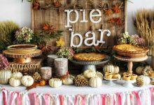 4 idées de bar pour animer un mariage en automne