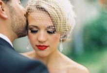 10 idées beauté pour glisser une touche rouge dans son look de mariée sexy