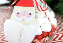 10 cadeaux inspirés de la magie de Noël à faire à vos invités de mariage