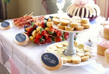 6 astuces pour organiser le brunch parfait pour son lendemain de mariage