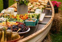 10 idées culinaires tendance 2019 pour préparer un buffet de mariage