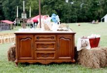 10 idées de meubles à restaurer pour décorer un mariage