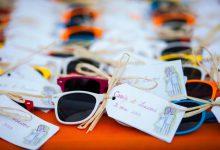 10 cadeaux à faire aux invités d'un mariage en plein air