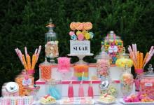 10 candy bars gourmands qui vont vous faire craquer pour votre mariage