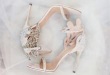10 chaussures de mariée pour briller jusqu'au bout des pieds
