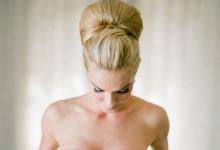 10 chignons de mariée qui n'en font qu'à leur tête