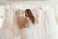 Choisir sa robe de mariée en fonction de sa morphologie : un jeu d'enfant avec cette infographie !