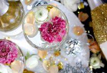 18 manières de donner du pep's aux coupes de champagne de votre vin d'honneur