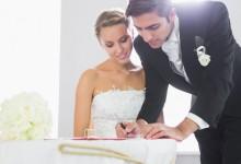 Comment constituer mon dossier de mariage ?