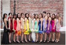 Découvrez l'infographie qui vous aidera à choisir les couleurs parfaites pour votre mariage