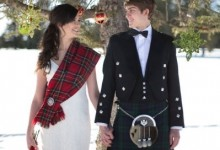 10 raisons d'organiser mon mariage à la mode écossaise