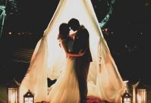 7 excellentes raisons d'organiser mon mariage sur le thème du camping