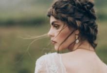 16 coiffures tressées tendance 2017 qui font faire fondre les mariées