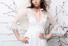 10 robes de mariées tendance 2019 qui nous font aimer les manches