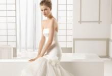 10 robes de mariée bustier qui vont vous faire tourner la tête