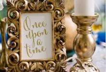 15 idées féeriques pour mettre en scène un mariage Dinsey