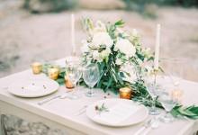 10 jolies décorations de mariage parfumées à l'eucalyptus