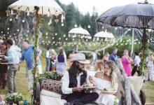Mon thème de mariage ambiance festival : musique et cool attitude au rendez-vous