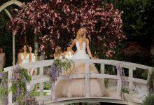 Robes de mariée Pronovias collection 2019 : un défilé de princesses sexy dans un jardin fleuri et enchanteur