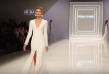 Défilé Rosa Clara 2017 : la griffe espagnole propose une rêverie minimaliste et sexy