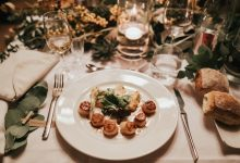 3 idées de repas tendance pour mon mariage d'hiver