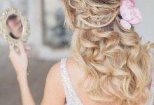 Tendance capillaire 2019 à adopter chez les mariées : pourquoi vous allez adorer le half-up ?