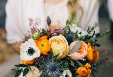 5 fleurs d'automne à glisser et votre décoration de mariage
