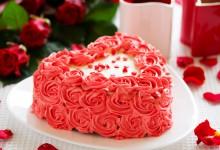 10 gâteaux de mariage pour parler d'amour