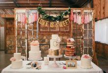 En combien de parts couper le gâteau de mariage : l'infographie qui vous aidera à trancher
