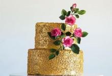 8 gâteaux de mariage étincelants pour époustoufler vos invités