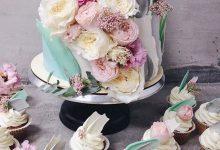 Tendance gâteau de mariage : savez-vous à quoi ressemble un Brushstroke Cake ?