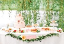 10 gâteaux de mariage à déguster impérativement en été