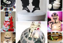 Gâteaux de mariage inspiration Star Wars : lequel vous tente ?