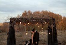 Découvrez le mystérieux décor d'un mariage esprit gothique chic