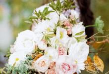 Découvrez l'infographie pour être incollable sur les fleurs à l'approche de votre mariage !