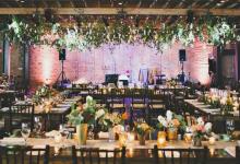 10 idées tendance pour suspendre vos décorations de mariage