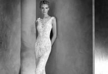 Tendance 2016 : 10 robes de mariée sur lesquelle la dentelle se veut star