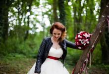 10 coiffures pour être une mariée rock'n'roll