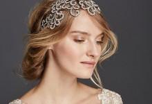 10 bijoux de tête tendance pour transformer une mariée en princesse